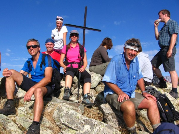 Wandern und Bergsteigen auf Korsika