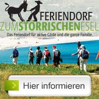 Urlaub im Feriendorf Störrischer Esel auf Korsika machen