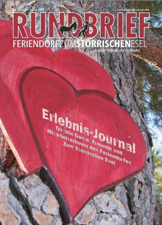 Feriendorf-Rundbrief 2013