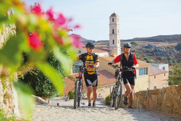 Radfahren auf Korsika
