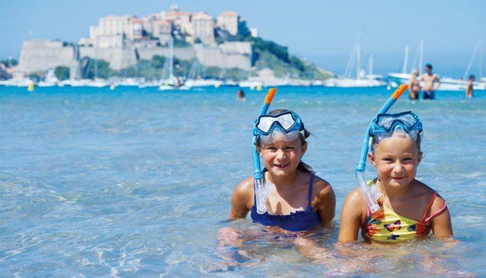 Familienurlaub auf Korsika