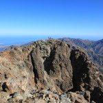 Blick auf die Punta Minuta und die Bucht von Calvi