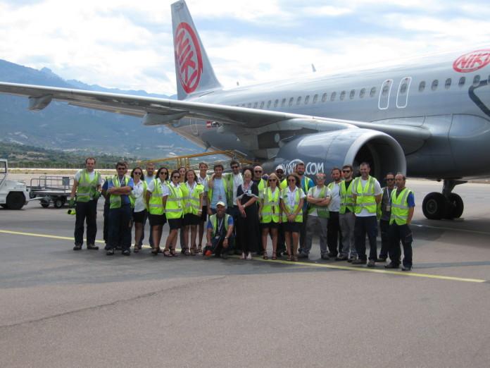 Vogelfluglinie: direkt nach Calvi – eine Reiseleitung erzählt