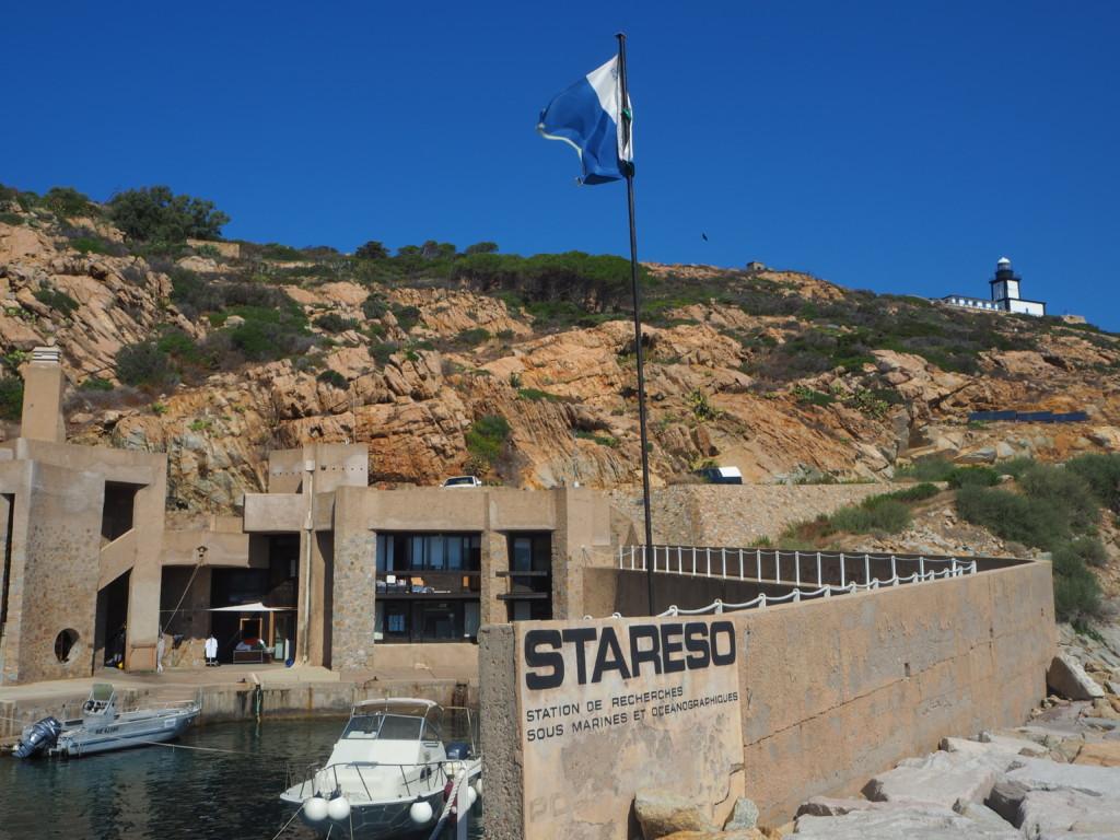 Die Revellata als Forschungsstation: STARESO – ein Bericht aus dem Rundbrief 2016