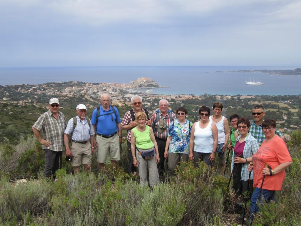 Der SAV Lauterburg war wieder auf Korsika – ein Bericht aus dem Rundbrief 2016