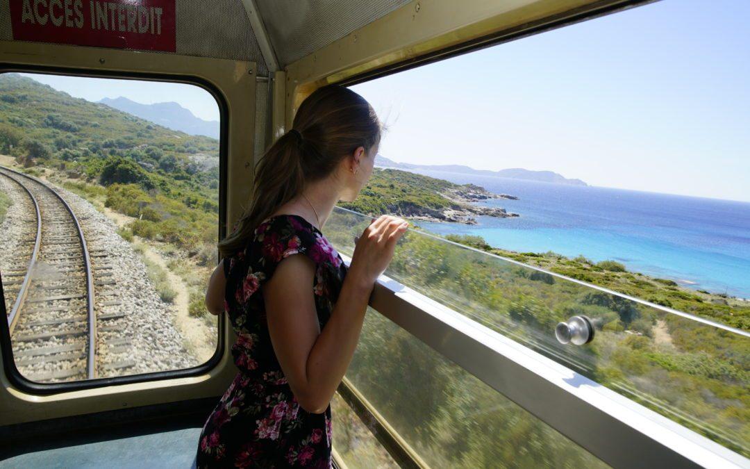 Wir bringen dich mit Korsika in Verbindung