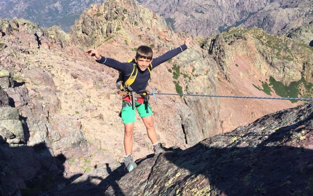 Geliebtes Korsika – eine Woche – vier Berge