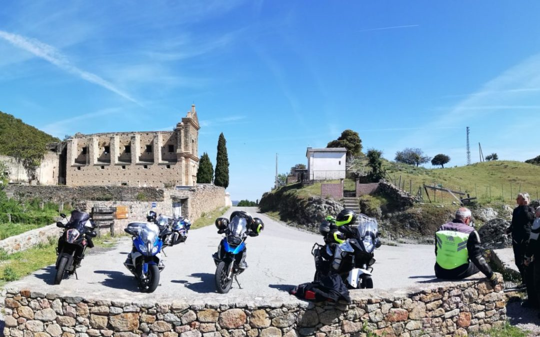 Motorradtour nach Korsika