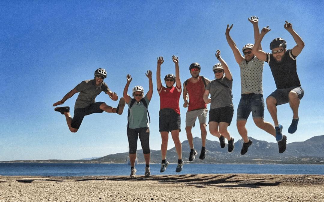 Korsika und E-Bike, eine perfekte Kombination!