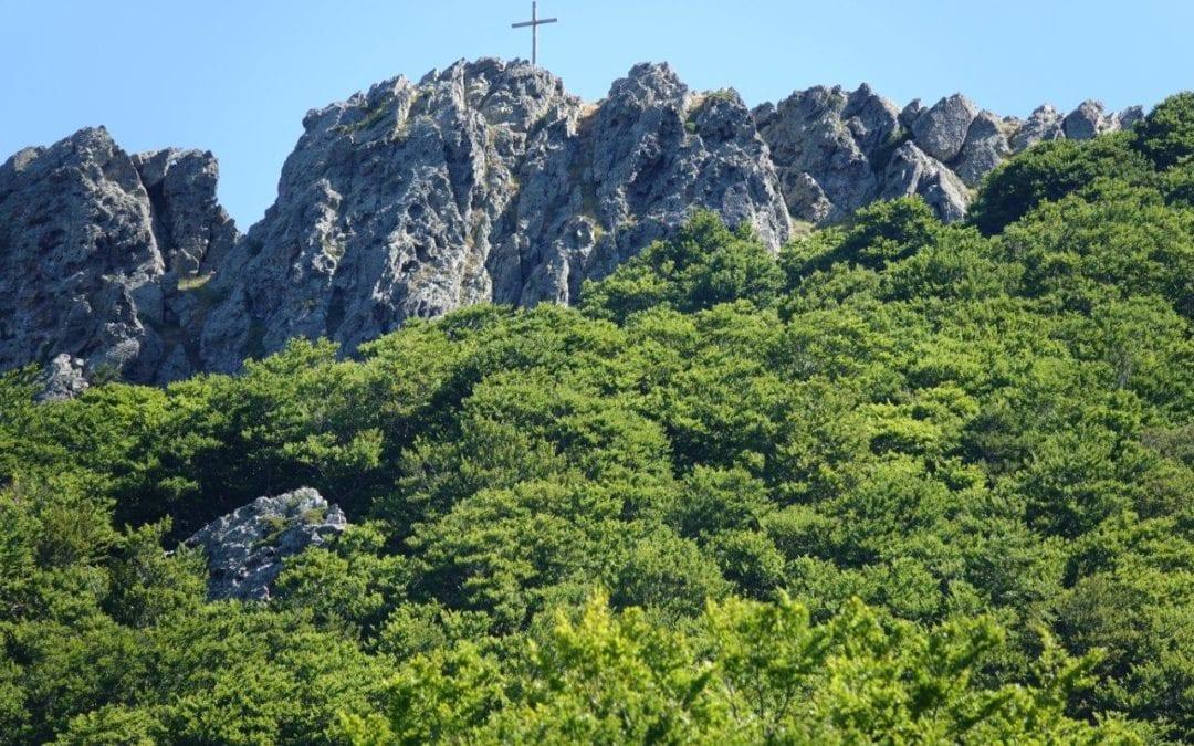 Überschreitung des Monte San Petrone